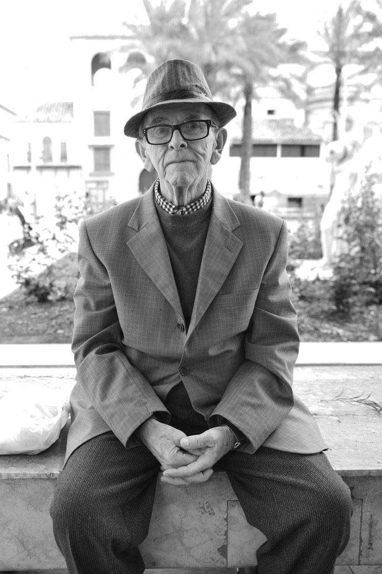 FINALISTA. Cristóbal Prieto
